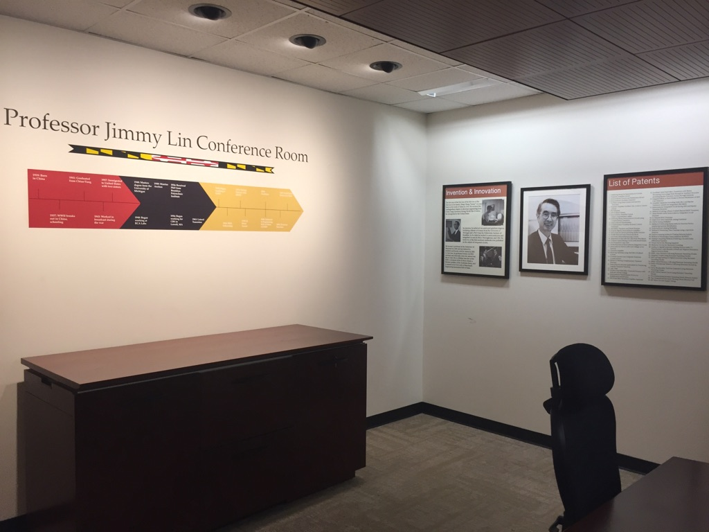 The Jimmy H. C. Lin Conference Room