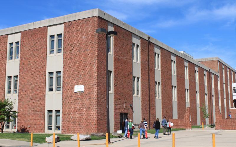 ECE Research AV William Building
